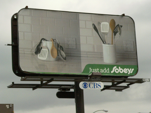 Sobeys: Wilted kitchen tools