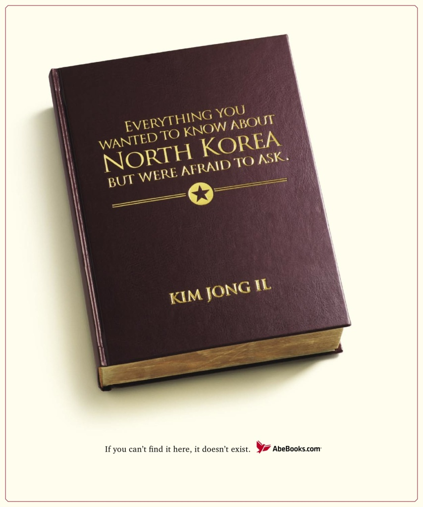 AbeBooks_NorthKorea